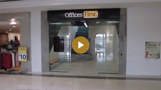 Virtual Tour office space for rent in Aspley